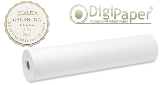 Carta fotografica Inkjet Digipaper - qualità garantita
