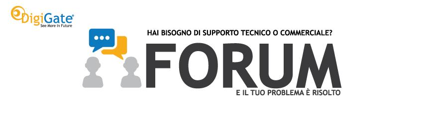 Forum Digigate