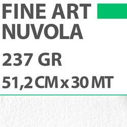 Carta DigiPaper Superior Matte Cloud/Nuvola 237g 51,2 cm x 30mt