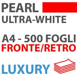 Carta DigiPaper Luxury Pearl Fronte/Retro 250gr A4 500Fg