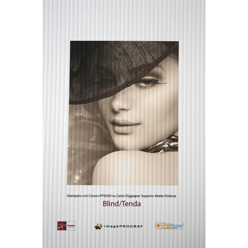 Carta DigiPaper Superior Matte Blind/Tenda 237g 61 cm x 30mt