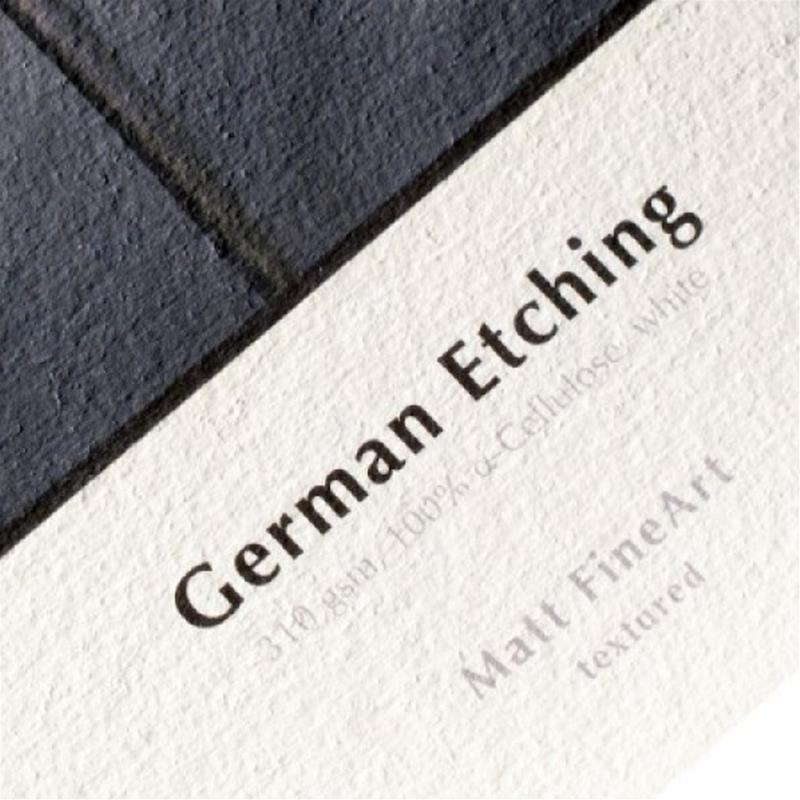 German Etching 310 gsm