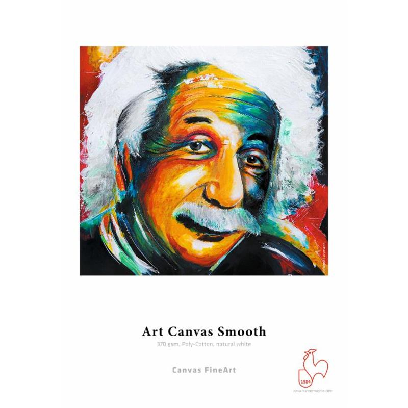 Art Canvas Smooth 370gsm
