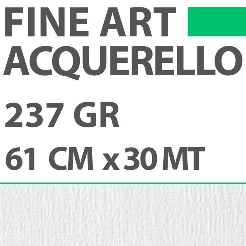 Carta DigiPaper Superior Matte Acquerello 237g 61 cm x 30mt