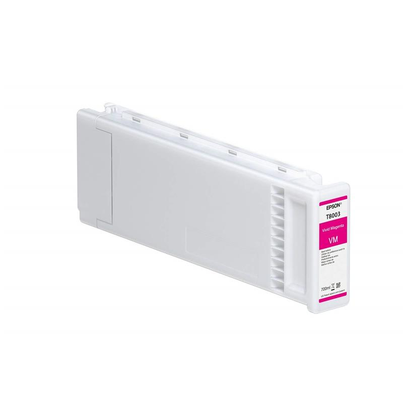 Cartuccia Magenta UltraChrome GS3 700ml per Epson SureColor SC-S40600 / SC-S60600 / SC-S80600