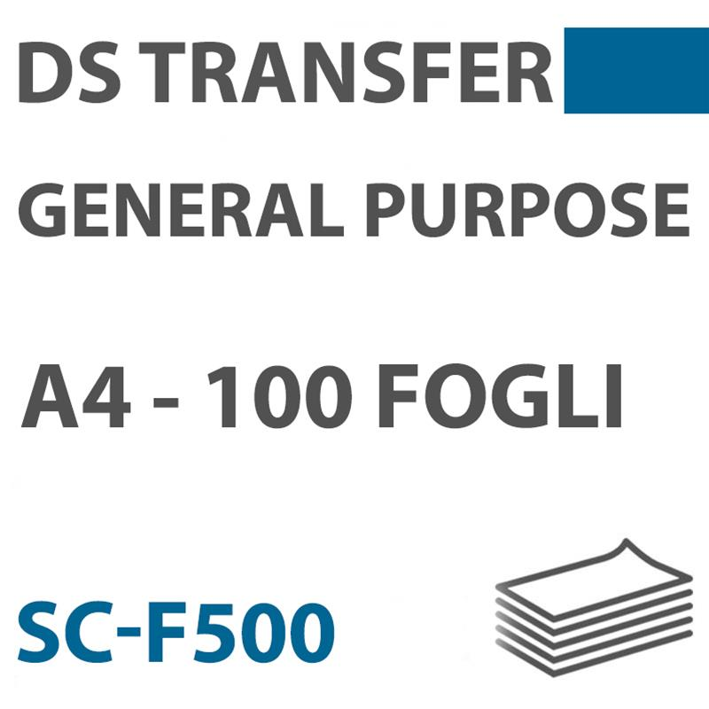 Carta Sublimatica  Epson Ds Transfer General Purpose  A4 100 Sheets