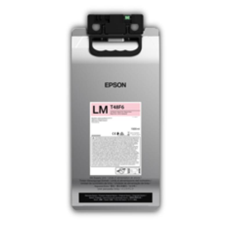 Cartuccia Inchiostro UltraChrome RS Light Magenta T48F600 (1.5lt) per EPSON SC-R5000 / SC-R5000L
