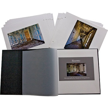 Hahnemuhle Inkjet Leather Albums